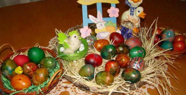 Великден се празнува 3 дни, а боядисаните яйца могат да се ядат 40 дни