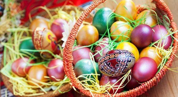 Да направим Великденските яйца красиви