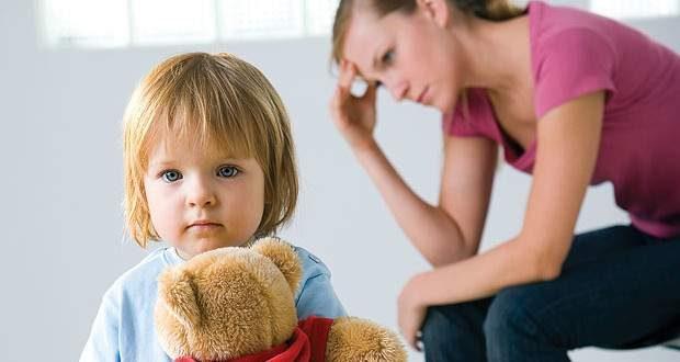 Причините обикновено макар и различни са свързани с емоционалното състояние на детето.