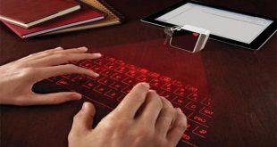 Виртуална клавиатура за таблет или смартфон