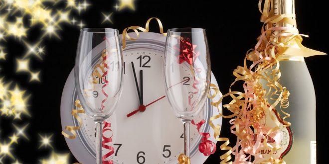 Новогодишен часовник