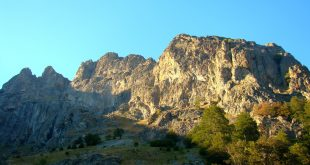 Пейзаж със скали