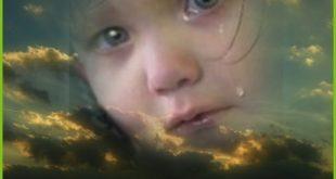 Дете със сълзи