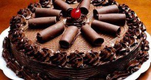 Черешката на шоколадовите торти