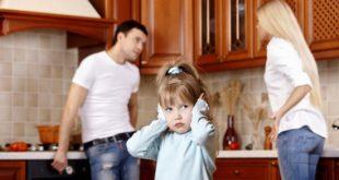 Семейната атмосфера влияе на психиката на детето