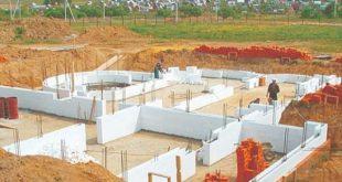 Когато няма канализация, там където искаме да строим дом