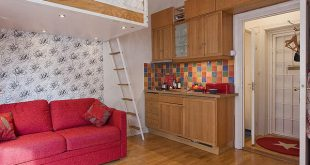 С повече фантазия, дори малкото жилище може да бъде удобно и функционално