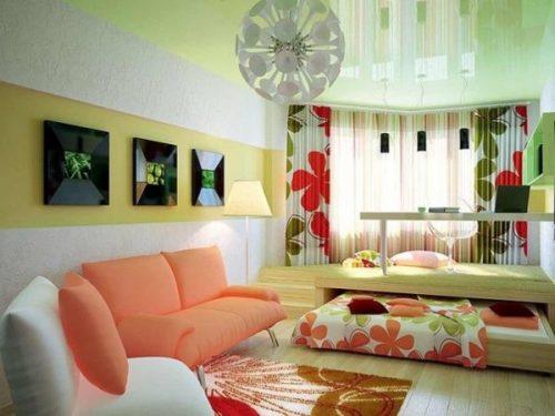 Домашен уют и индивидуалност в едно малко жилище