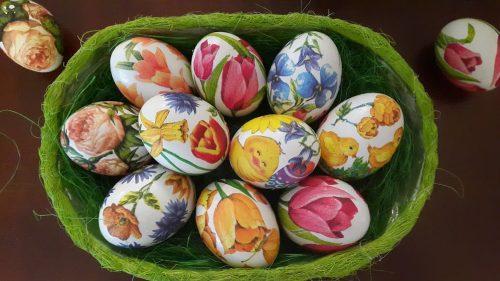 А шарените яйца стават все по-красиви