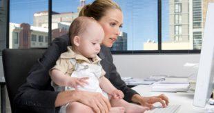 Никой няма да отрече, че е особено трудно да се гради кариера, когато имаме деца.