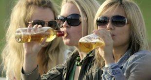 Злоупотребата с алкохол е сериозен поблем при младото поколение
