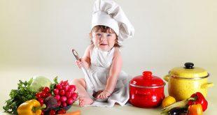 малка готвачка