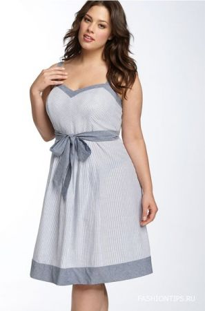 Сива рокля