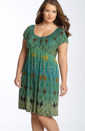 Зелена рокля