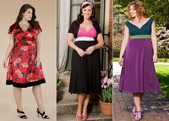 Модели за пълни жени