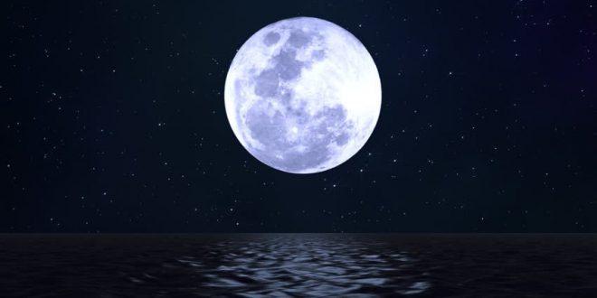 При пълнолуние водата в нашия организъм пряко се влияе от движението на Луната