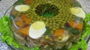 Рибено желе