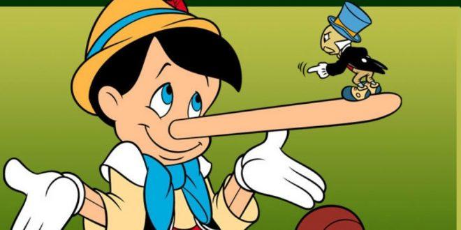 Благородната лъжа е форма на оправдание за лъжа, която ни е отървала от отговорността да кажем истината.