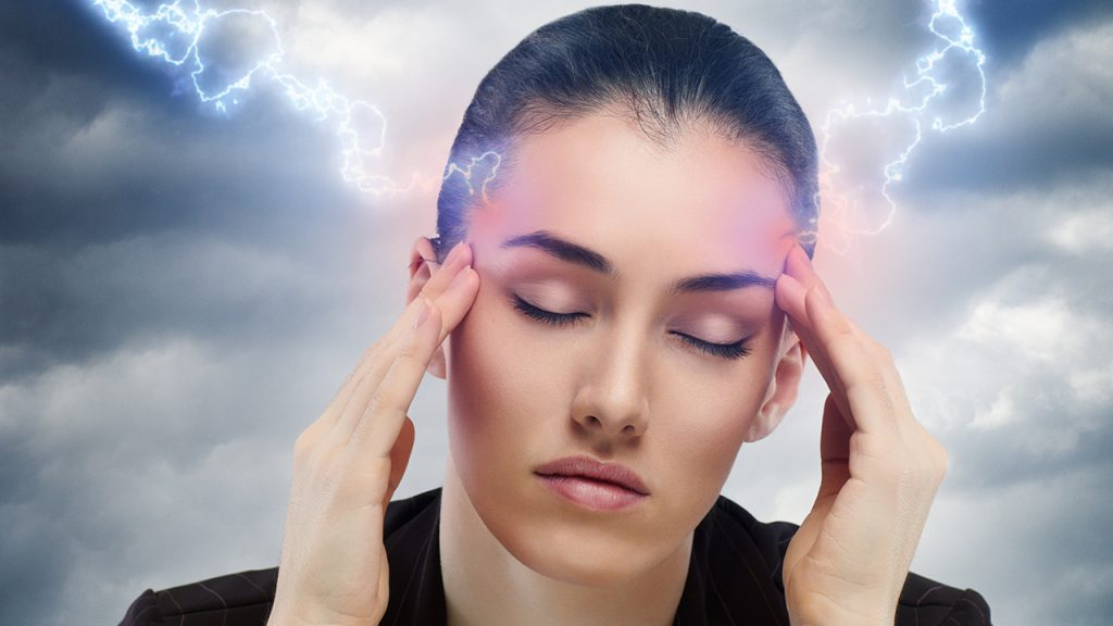 оплакванията от главоболие, напрегнатост и световъртеж се увеличават