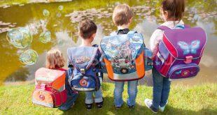 Каква трябва да бъде ученическата раница на детето?