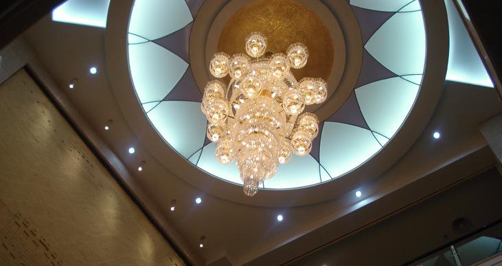 Красиви опънати тавани