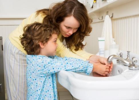 Хигиенни навици на децата
