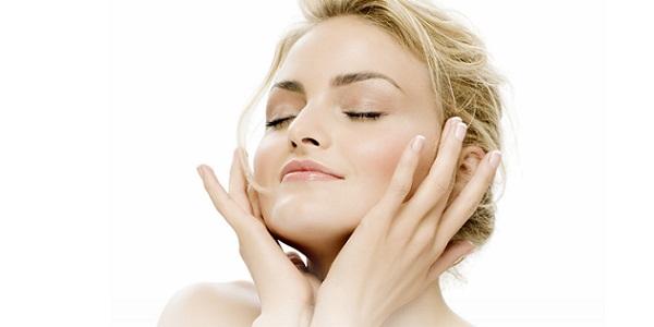 Потупване на кожата на лицето
