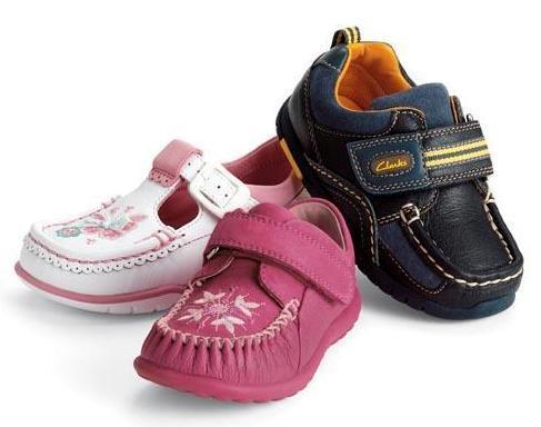 Удобни детски обувки