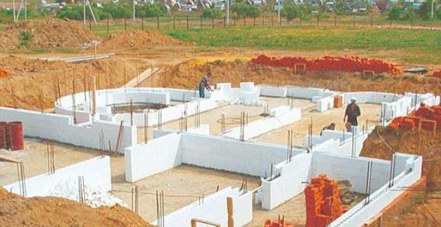 Строеж на къща