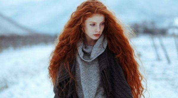 Повечето от червенокосите жени са много красиви и интересни