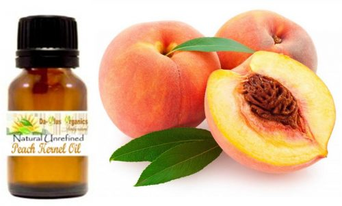 ПРАСКОВЕНО МАСЛО- PEACH KERNEL OIL ИЛИ PEACH LEAF OIL